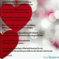 quote pure heart just a little heart with lot