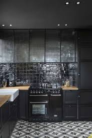 white kitchen tiles ideas cabinet kitchens with black tiles black and white kitchen design
