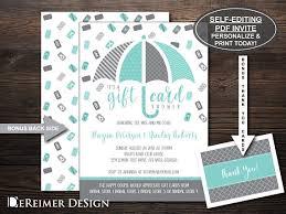 gift card bridal shower wording gift card shower invitation wording for gift card bridal shower