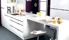 mod鑞e de cuisine am駻icaine meuble bar pour cuisine ouverte amenagement chambre parent