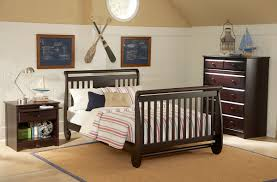 Convertible Sleigh Bed Crib Serenity Convertible Crib Baby Safety Zone Powered By Jpma