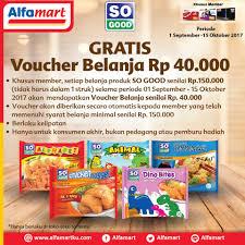 Minyak Goreng Tropical Di Alfamart alfamart harga paket so chicken nugget original