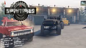 spin tires gameplay 1970 ford tow truck fail youtube