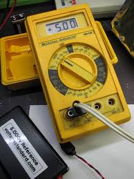 beckman industrial hd110 multimeter mr modemhead