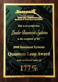 leader basement systems leaky basement repair worcester