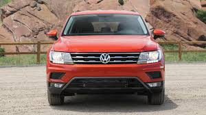 volkswagen tiguan 2018 interior 2018 volkswagen tiguan first drive weird in name only