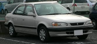 1995 toyota corolla station wagon toyota corolla e110