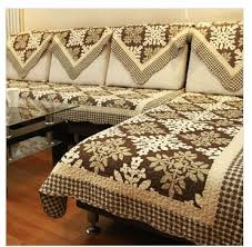 Online Shop New  Sofa Cover Set Leaves Romatic Countryside - Sofa cover designs