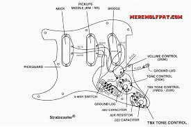 fender mexican strat hss wiring diagram on images free for and