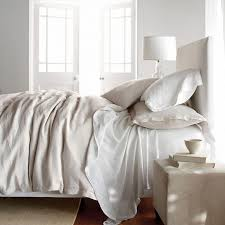 French Bed Linens Duvet Covers Comfort Wash Solid Linen Bedding