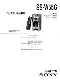 s s super e carburetor manual sony ss w55g service manual immediate download