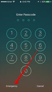 pattern lock screen for ipad how to access medical id from lock screen in ios 10 on iphone ipad