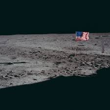 Moon Flag From Earth The Apollo 11 Journey In Photographs The Atlantic