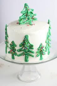 christmas tree cake tin christmas lights decoration