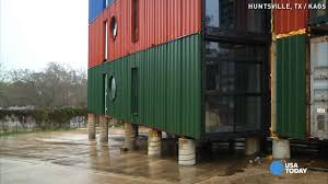 Shipping Container Apartments Apartments For Students Start With Shipping Containers