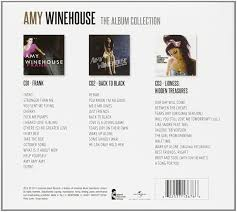 Amy Winehouse Love Is Blind Amy Winehouse The Album Collection Amazon Com Music