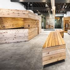 Interior Wood Design Retail Interior Design Projects