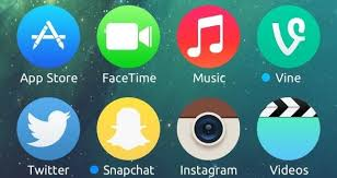 how to get these badass circular app icons to round out your ios 7
