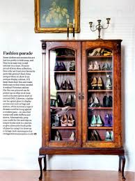 Shoe Cabinet Mission Style Shoe Storage Cabinet With Mirrored Doors Wallpaper