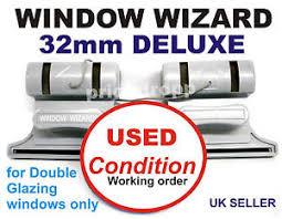 usado ventana asistente deluxe de 32 mm limpiador de ventanas de