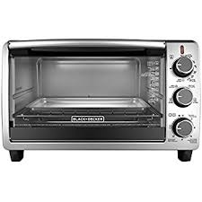 How To Bake Cookies In A Toaster Oven Amazon Com Black Decker Countertop Convection Toaster Oven