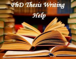 PhD Thesis Writing Help ProfEssays com