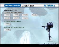 yamaha outboard service manual 2004 yamaha outboard motors u0026 watercraft jetski repair manual 2003