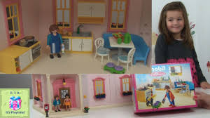 Little Country Kitchen by Playmobil 5336 Country Kitchen Unboxing Little Story Toy