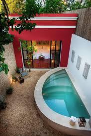 Small Indoor Pools Best 25 Plunge Pool Ideas On Pinterest Small Pools Spool Pool