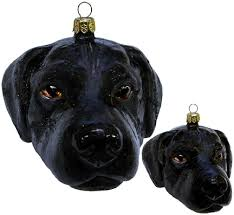slavic treasures ornament black lab home page