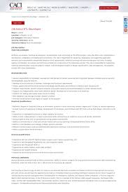 Sample Informatica Etl Developer Resume by Ab Initio Etl Resume Cv Cover Letter