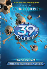 curriculum guide for the 39 clues book one the maze of bones