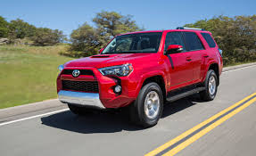 suv toyota 4runner 2014 toyota 4runner photos and info u2013 news u2013 car and driver