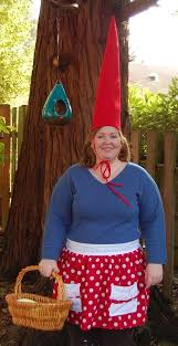 Gnome Halloween Costume 1314 Costumes Free Pattern Images Costume