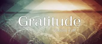 gratitude thanksgiving sermon northwest community church