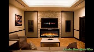 decorations wall mounted indoor fireplaces your daily wall hanging electric fireplace ideas youtube