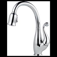 brizo faucets kitchen single handle pull down kitchen faucet 63500 pc floriano
