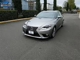 lexus dealer fife wa lexus is f sport in washington for sale used cars on buysellsearch