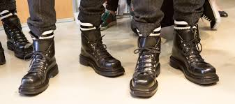 mens motorcycle boots fashion backstage calvin klein collection men u0027s fall 2015 the skinny beep