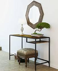 Black Pipe Bookshelf Amazon Com Industrial Pipe Shelving Bookshelf Rustic Modern Wood