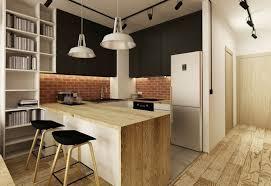cuisine plan de travail bois massif plan de travail cuisine 50 idées de matériaux et couleurs