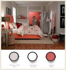 Taupe And Pink Bedroom Colorfully Behr A Space Of My Own