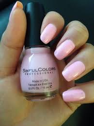 pink smart by sinful colors cute nail designs pinterest