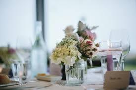 d coration florale mariage déco table mariage 45 compositions florales pour l été