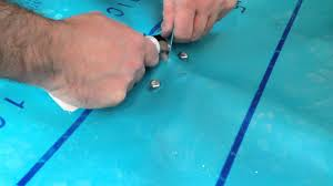 Chloraloy Shower Pan by How To Install A Shower Pan Liner Membrane Youtube