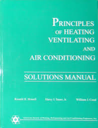 principles of heating ventilating and air conditioning solutions