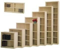 Unfinished Bookcases With Doors Unfinished Bookcases Solid Wood Unfinished Bookcases
