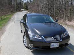 lexus sedan 2011 weekends lexus es 350 is a rhapsody in grey exhausted ca