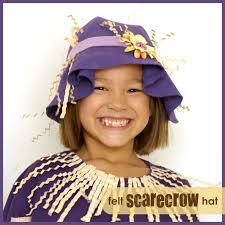 10 diy halloween costumes for kids scarecrow hat scarecrows and