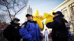 thanksgiving parade online live thanksgiving parade security will include sand trucks nypd